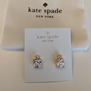 *NEW* ♠️ Kate Spade gold plated earings